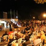 Φωτογραφίες από την εκδήλωση παρουσίασης της επιτροπής αλληλεγγύης, στην Ιερισσό